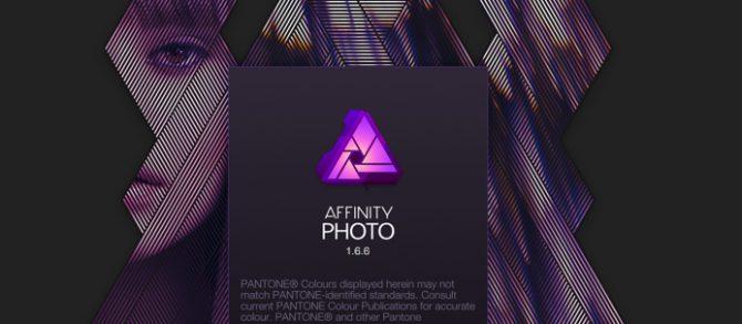 Affinity Photo1.6.6
