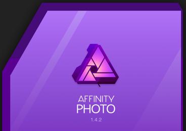 Affinity Photo買ってみました!